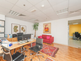 Vacant on Transfer | Fitted | Spacious Office | with Pantry