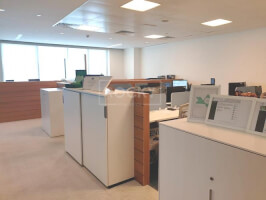 Fitted   Office with Partition   High Floor   Latifa Tower