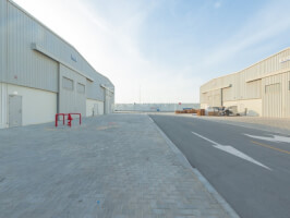Brand New warehouse | for RENT | NO TAX | DIC