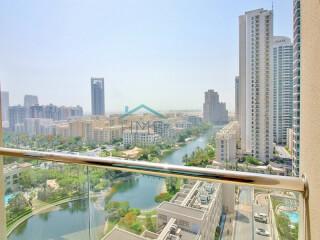 2BR Lake Views | High Floor | Chiller Free