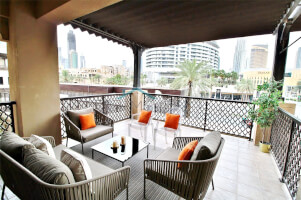 Huge Terrace | Yansoon | Boulevard View