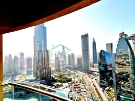 High Floor | Burj View | Cash Seller