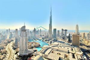 Sky Collection   High Floor   Full Burj View