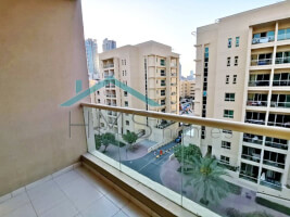 1BR Unfurnished Arta Available 1st March