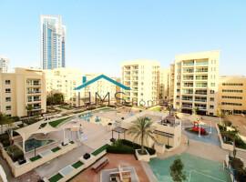 2BR+Study | Pool View | Al Thayyal 1