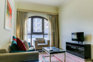 Fully Furnished 1 BR Apartment | Rented