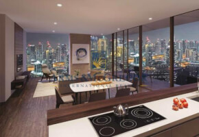 2 Bed Apartment in JLMG for Sale