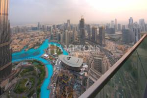 3 BR| Burj Khalifa & Dubai Fountain View