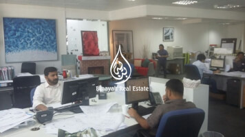 Rented Fully Fitted Office Sale ROI 9.75%
