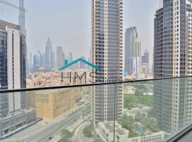 1 month free | Burj View | L shape