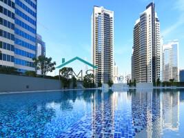 1 month free | Burj View | L shape