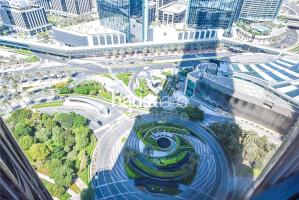 Burj Khalifa  Furnished  Study  2 Parking Spaces