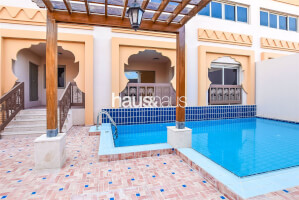 Townhouse with garage | Private pool | 14 months