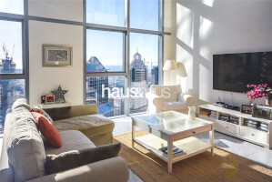 Large Terrace   High Floor   Furnished   Vacant