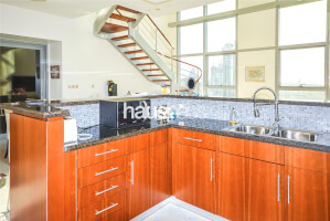 Large Terrace | High Floor | Furnished | Vacant