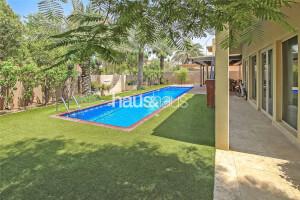 Large corner plot | Type 4A | Private Pool