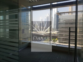 Fully Fitted Space in Emaar Square