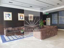 A Fully Fitted Office in Emaar Business Park 3