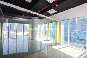 Fully Fitted Office|Canal View|Ready to Occupy