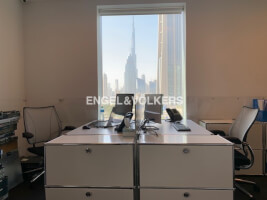 Fitted Office| Unfurnished | Easy Viewings