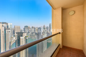 Sea View | High Floor | Ready to Move- In