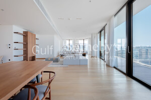 Exclusive 4BR Penthouse in Bulgari | Brand New