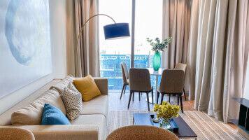 Executive Suite with Premium Finishes