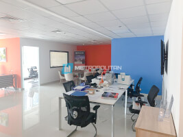 Exclusive Office/Full Lake View/Fitted, partitions
