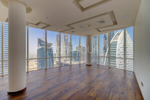 Top Floor Fitted Office | Perfect View | Ready