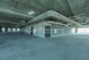 Perfect Investment Shell and Core Office Space
