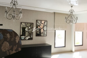 Semi-detached Sanctuary with Maid's Room