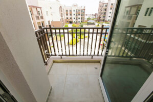 Live In This Pool View 2 BR with Balcony