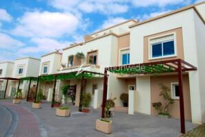 Spacious Arabian Villa with Extended Garden