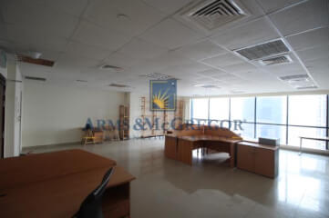 Spacious Office on High floor with Amazing View