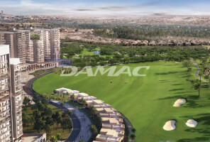 Luxury 2BR golf view apts in DAMAC Hills