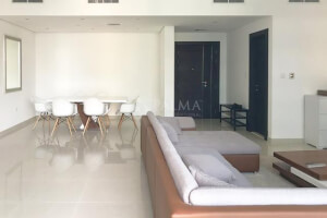 Huge UnFurnished 2BR| Full Marina View|2 Parkings