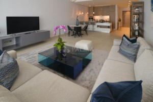 Stunning 1 bed with open living room in Serenia Residences