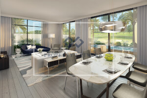 The Art of Living - Golf Views by Emaar