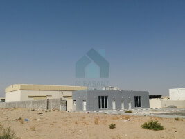 Warehouse | Office | Empty Yard for Rent | Sale in Sajaa Sharjah