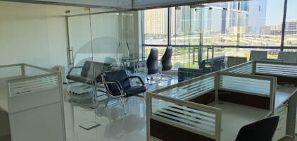 Office for sale with Fantastic Golf view