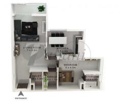 Mirdif | Ready to Move 1 Bedroom with amazing offer