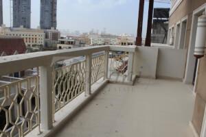 Full Community View|Huge Balcony |Biggest Layout |