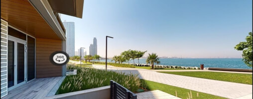 Stunning Views 4BR Townhouse Bluewater Residences