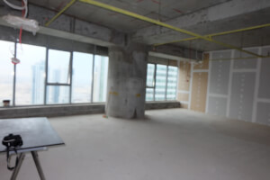 Office for sale   Vastu compliant   Shell and core