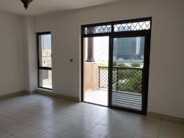 Studio Apartment|Unfurnished|Chiller free|Parking