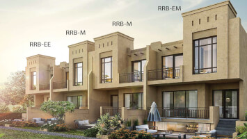 3BR Lavish Villas surrounded by greenery