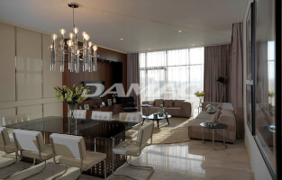 4 Bed ready Villas with stunning views
