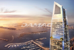 Spacious 3BR apts in stunning Marina tower