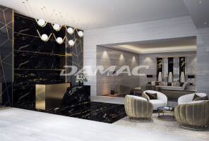 1BR apts in Burj area with Canal views