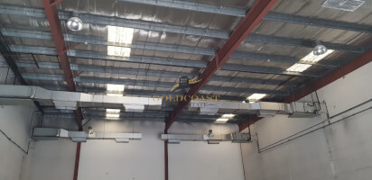 Warehouse for rent in DIP 2   Best Location 12 Kw
